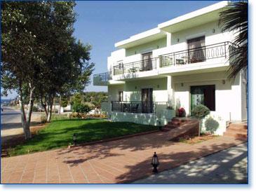 Akti hotel in agii apostoli ferien urlaub in chania for Design hotel kreta